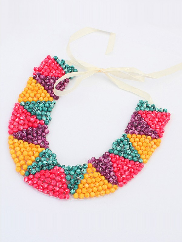 Occident Bohemia Ethnic customs Hot Sale Necklace - I
