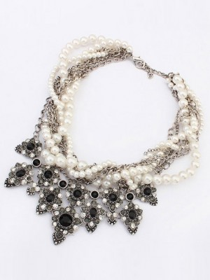 Occident Major costume personnalité Hyperbolic Hot Sale collier