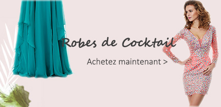 Robes de cocktail
